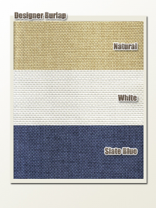 Designer Burlap color swatch