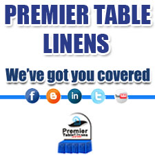 Not sure what size Tablecloth you are needing, we can help !