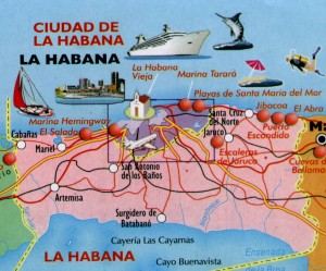 Havana, The Romance of Burlap