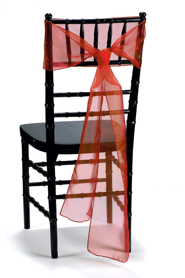 radiance chair sash
