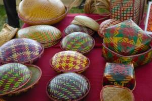 Bhutanese baskets