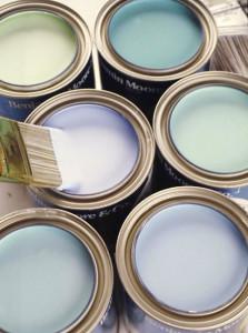 Seaglass Paint colors