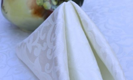 The History of Damask Tablecloths