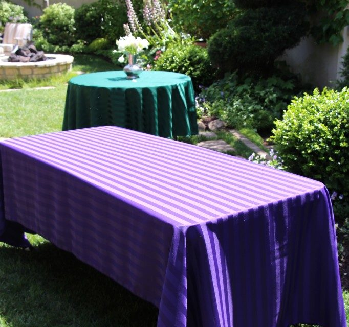 Why Rent from Premier Table Linens?