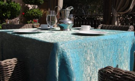 Introducing Premier Dazzle Table Linens