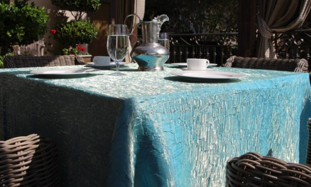 Introducing Premier Dazzle Table Linens