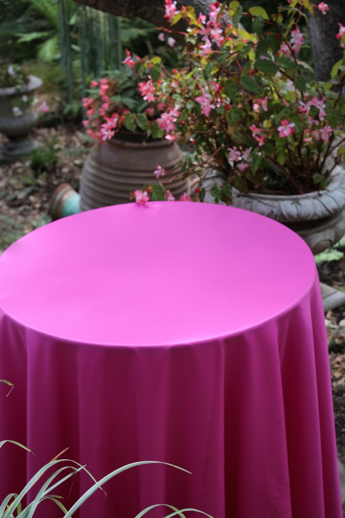 Duchess Rose Table Linen