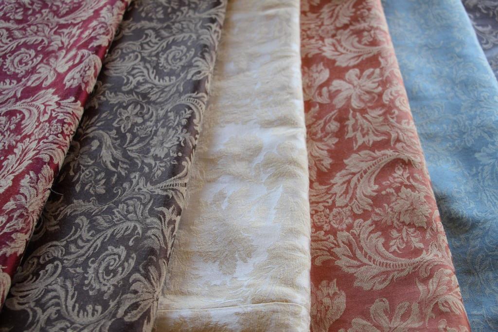 Miranda Damask Fabrics