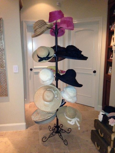 Hats - Old and New