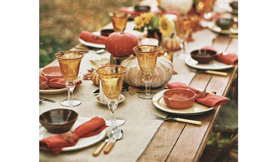 Thanksgiving Decorating Trends