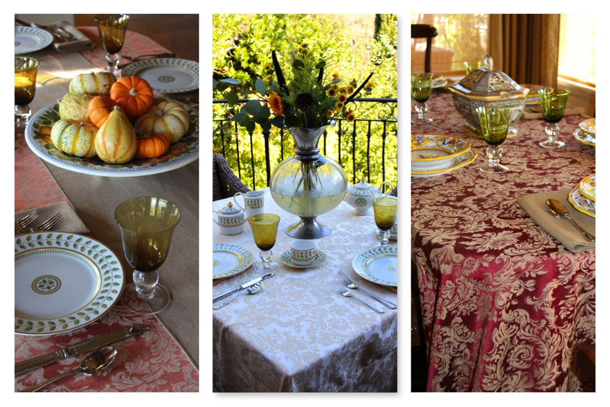Tablecloth, Fitted Tablecloth, and Table Skirting – A Description of Your Options