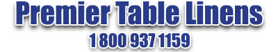 Premier Table Linens Blog