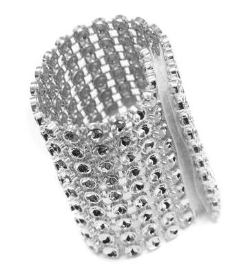 Napkin Rings - Silver