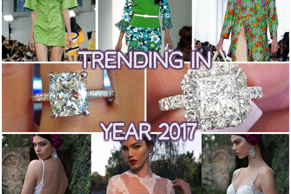 What will trend in the year 2017?