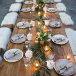 12 INSPIRING WEDDING TABLE-SETTING IDEAS