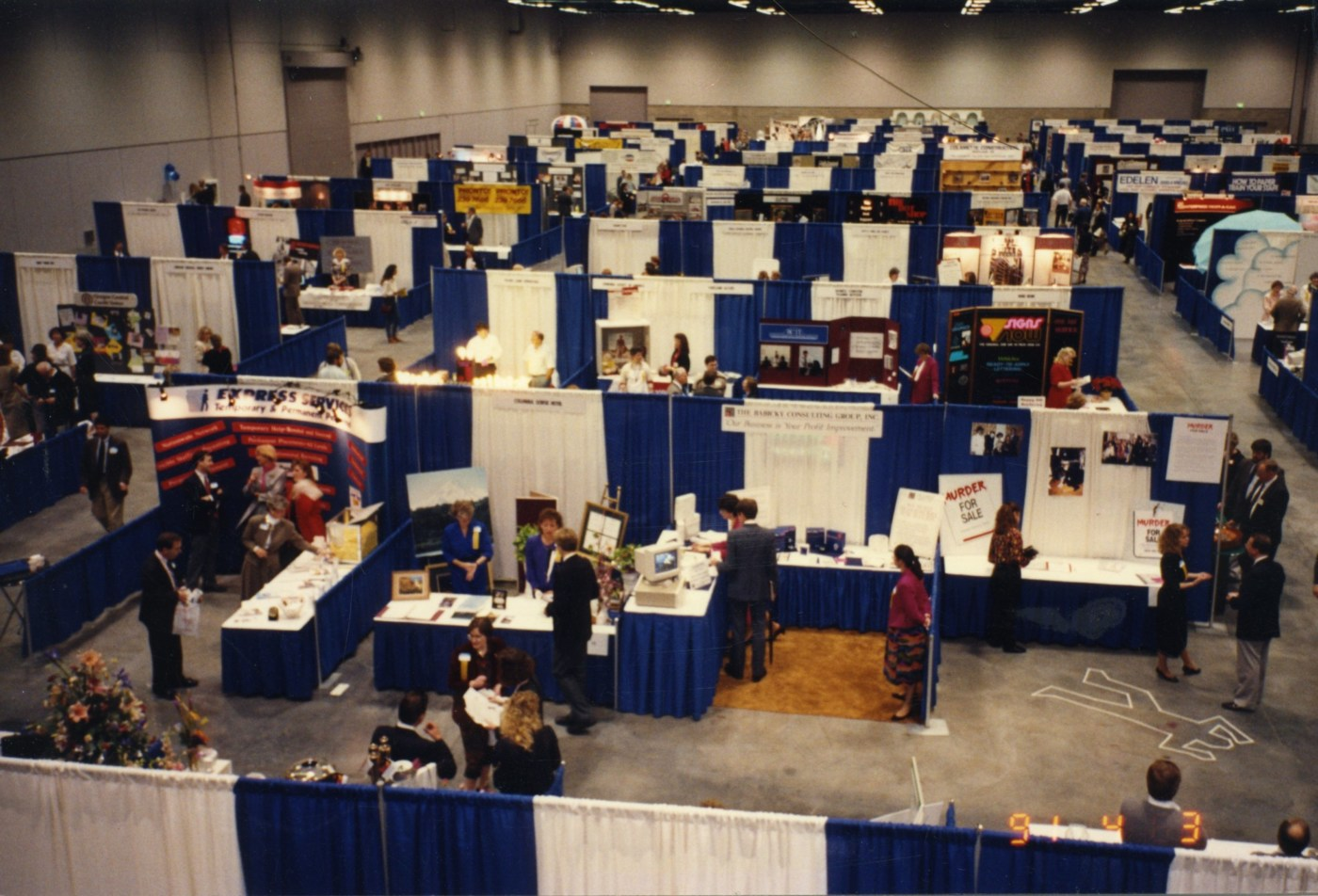 Exhibition Booth Requirements : Are you exhibiting at a trade show or convention center